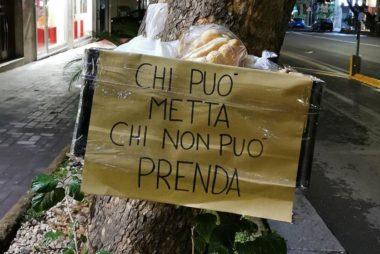 "La ""Spesa Sospesa"" di CampiAperti"